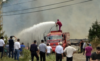 GÜNCELLEME - Karabük'te yangın