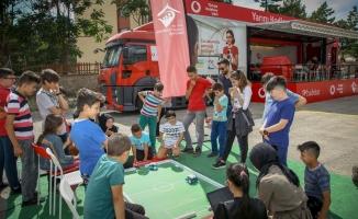 Vodafone, Sivas'ın köy ve kasabalarına