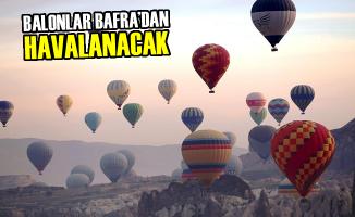 Balonlar Yeniden Bafra'dan Havalanacak