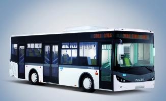 Anadolu Isuzu, yeni markası AOS ile Busworld Moskova'da