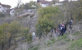Karabük'te yanmış ceset bulundu