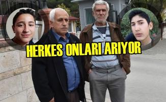 Sinop'ta İki Çocuktan Haber Alınamıyor