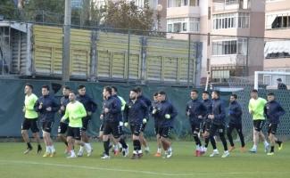 Kardemir Karabükspor'da Giresunspor maçı hazırlıkları
