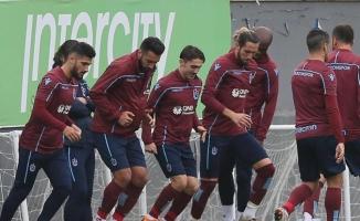 Trabzonspor'da Kayserispor maçı hazırlıkları
