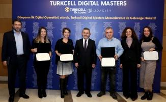 Turkcell çalışanları geleceğe şimdiden hazır