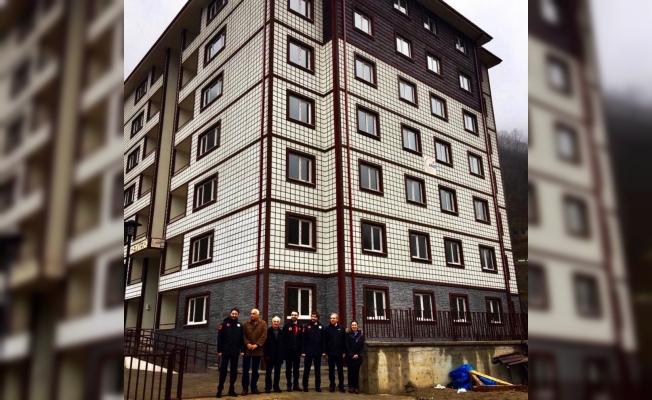 AFAD Başkanı Güllüoğlu, Trabzon'da