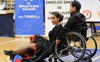 Tekerlekli Sandalye Dans Sporu Türkiye Şampiyonası