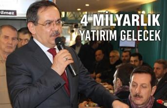 Mustafa Demir, Lokantacı Esnafı İle Buluştu