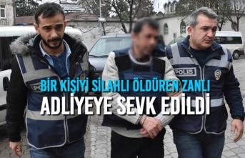 Samsun'daki Silahlı Kavga Zanlısı Adliyede