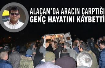 Alaçam'da Aracın Çarptığı Genç Hayatını Kaybetti