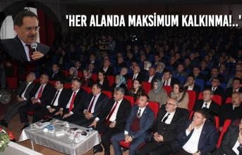 Mustafa Demir, 4 İlçede Önemli Açıklamalarda Bulundu