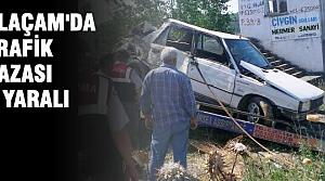Alaçam İlçesi'nde Trafik Kazası; 3 Yaralı