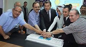 Bafra Ak Parti'de 12.Kuruluş Yıldönümü Kutlaması