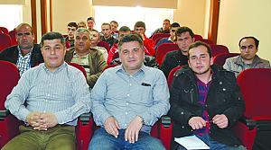 Bafra TSO'dan Otogaz Taşıt Dolum Personeli Eğitimi