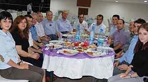 Çetinkaya Belediyesi'nden İftar Yemeği Programı