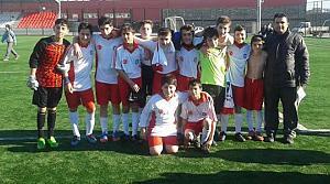 Fatih Ortaokulu Futbolda Bafra'yı Temsil Edecek