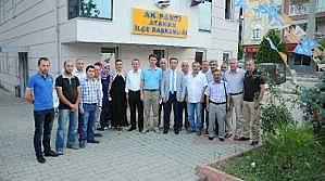 Genç'ten Atakum'a Ziyareti