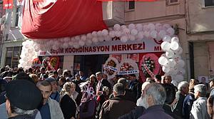 MHP Alaçam SKM Açılışını Törenle Yaptı