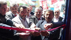 Saadet, 19 Mayıs'da Seçim Bürosu Açtı