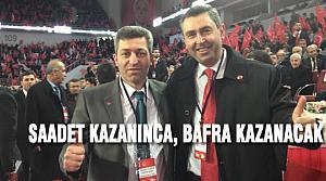 SP Adayı Yıldırım; Ankara Aday Tanıtım Toplantısında