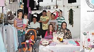 TSD; Ramazan Sokağı'nda Stand Açtı