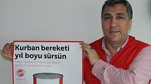 Türk Kızılayı Kurban Kampanyası Düzenliyor