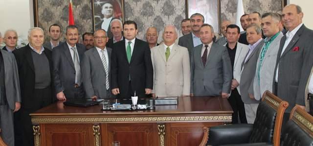 Yaşar Buharalıoğlu; Aday Adaylığını Açıkladı