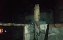 Bafra'da Çıkan Yangın Maddi Hasara Neden Oldu
