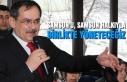 Mustafa Demir; 'Samsun'u, Samsun Halkıyla...