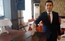 Türk Kızılayı Bafra Şube Başkanı Halim Tutku...