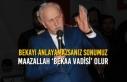 Abdullah Karapıçak; Gündeme Dair Açıklamalarda...