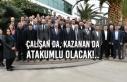 Başkan Zihni Şahin'den 'Açıklık Ve...