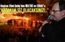 Başkan Zihni Şahin'den ÜRETİCİ ve ESNAF'a...