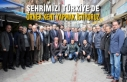 """Demir; """"Şehrimizi Türkiye'de Örnek Kent..."""