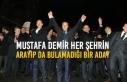 Mustafa Demir Her Şehrin Arayıp Da Bulamadığı...