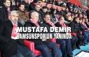 Mustafa Demir, Samsunspor'un Yanında