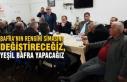 Rızvan Aksoy; Bafra'nın Rengini Simasını...