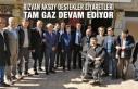 Rızvan Aksoy Destekler Ziyaretleri Tam Gaz Devam...