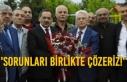 Başkan Mustafa Demir, Şoför Esnafıyla İftarda...