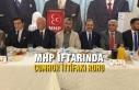 MHP İftar Programına Yağmura Rağmen Yoğun Katılım...