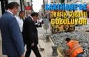 Saathane Esnafından Başkan Mustafa Demir'e...