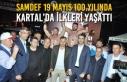 SAMDEF 19 Mayıs 100.Yılında Kartal'da İlkleri...