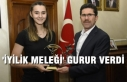 Büyükşehir Anakentspor'un Genç Voleybolcusu...