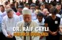 Dr. Raif Çaylı Son Yolculuğuna Uğurlandı