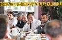 Başkan Mustafa Demir, Çarşamba İlçesi'nde...