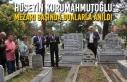 Hüseyin Kurumahmutoğlu Mezarı Başında Anıldı