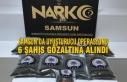 Samsun'da Uyuşturucu Operasyonu; 6 Şahıs Gözaltına...