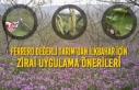 Ferrero Değerli Tarım'dan İlkbahar İçin Zirai...