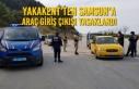 Yakakent'ten Samsun'a Araç Giriş Çıkışı...