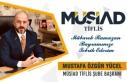 Mustafa Özgür Yücel'den Ramazan Bayramı Mesajı